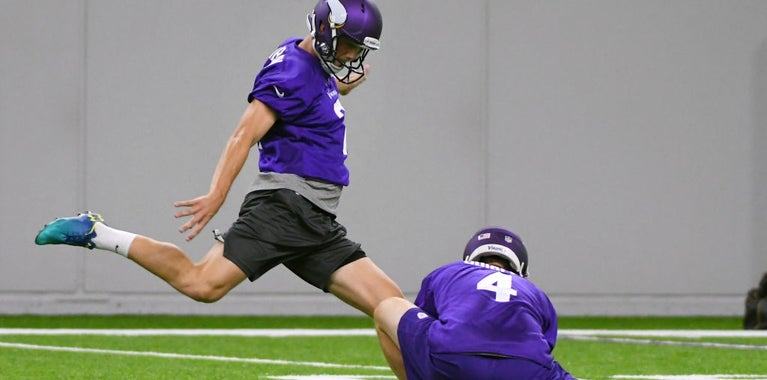 Before They Were Pros: Kicker Daniel Carlson