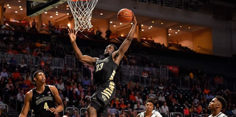 Deacs need to find gaps in defense against Syracuse