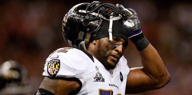 Ray Lewis named Tennessee Titans' greatest villain