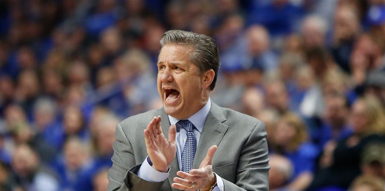 Kentucky coach John Calipari discusses potential rule changes