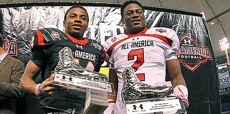 Top 5 Performances: UF at the Under Armour All-America Game