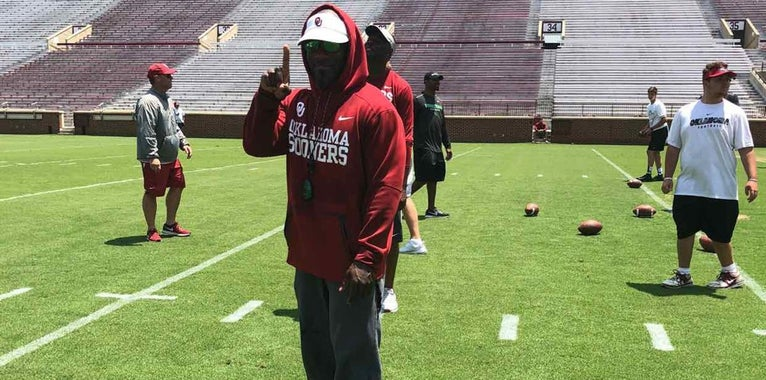 S&C Bennie Wylie making a big difference in OU Football Program