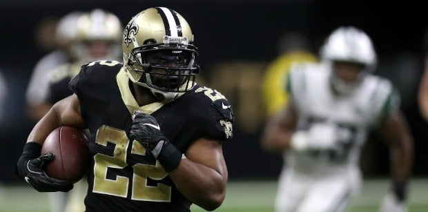 Mark Ingram leads Saints players in final year of contract