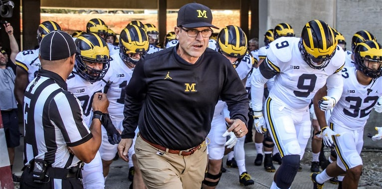 247Sports Crystal Ball Forecast: 2019 3-star WR to Michigan