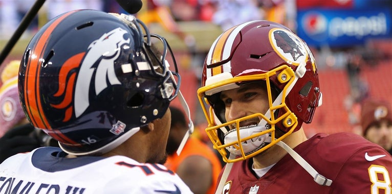D.J. Swearinger predicts Kirk Cousins will sign with Broncos