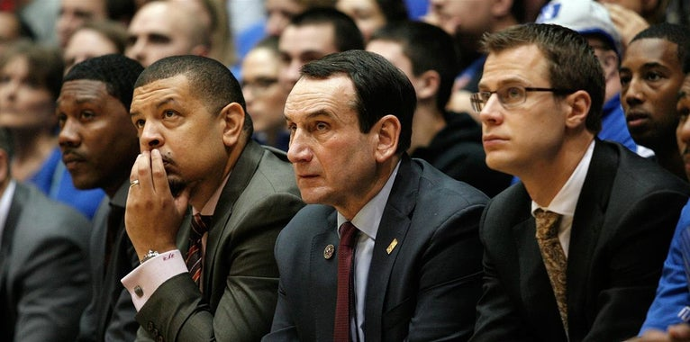 Is Duke assistant Jon Scheyer a candidate at Pittsbrugh?