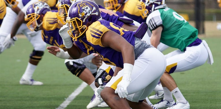 ECU's Top 25 Most Important Players for 2018: No. 15