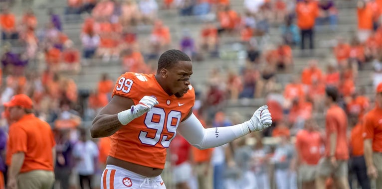 Clemson player among those who could go No. 1 in 2019 NFL Draft