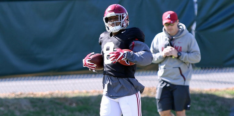 Injury updates on Forristall, Jacobs ahead of A-Day Game