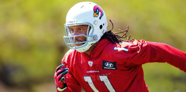 Larry Fitzgerald says he'll only play with the Arizona Cardinals