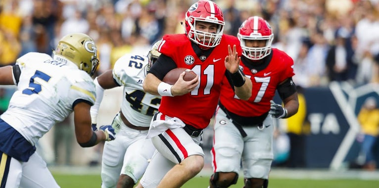 Behind enemy lines: Q&A with Georgia beat writer