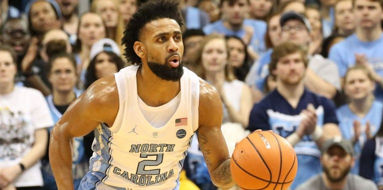 Joel Berry Honored with UNC's Patterson Medal
