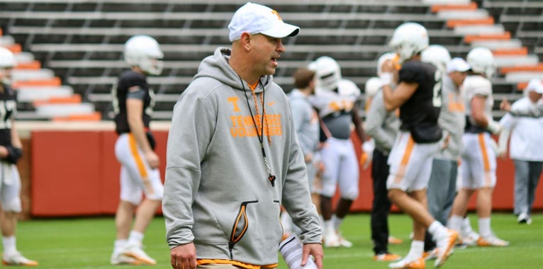 Danielson: Pruitt is 'the perfect guy for what Tennessee needs'