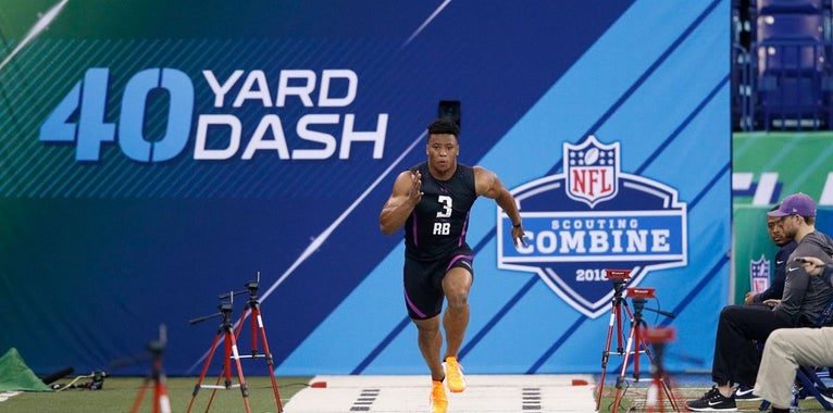 The biggest freaks of the 2018 NFL Combine