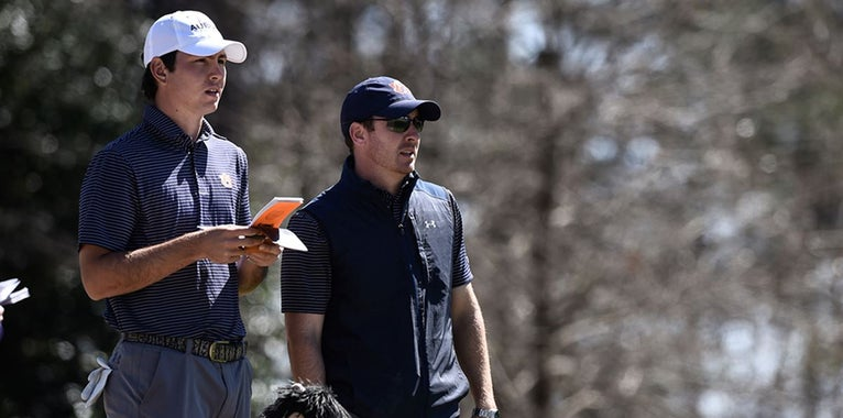 AU Shooting for Strong Showing at NCAA Men's Golf Championships