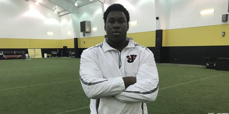 Four-star now focused on three