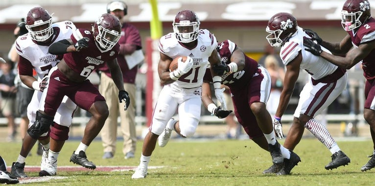 Photo Gallery: Mississippi State Spring Game Offense