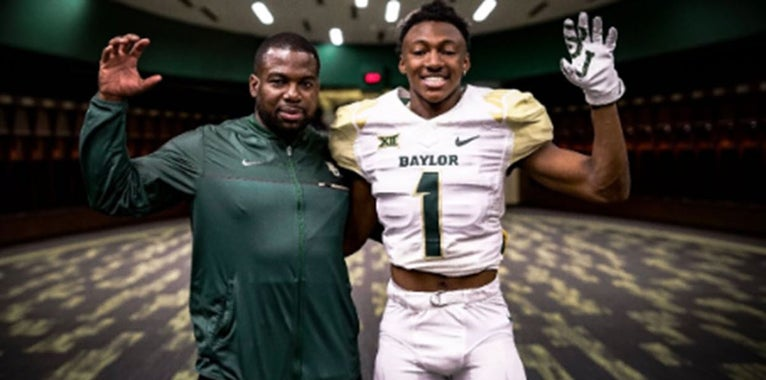 Baylor Recruiting Going West in 2019