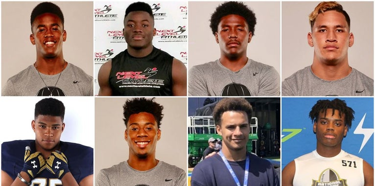 In The Film Room . . . Notre Dame Targets
