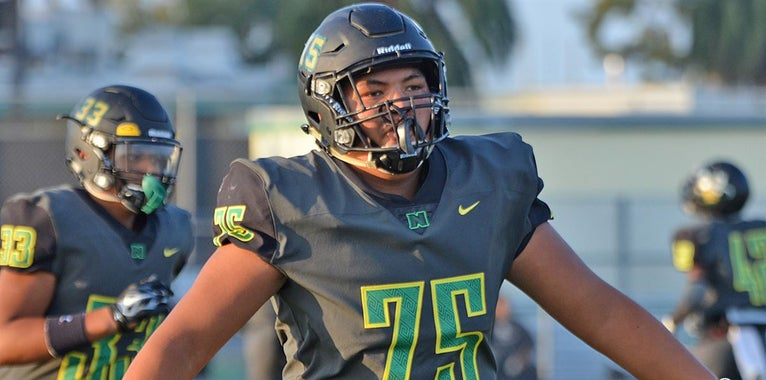 Oregon targets and commits playing in MaxPreps' top 10 HS games