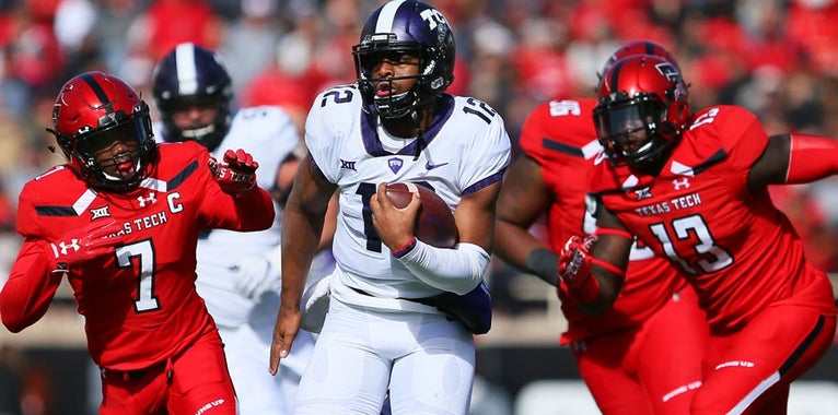 Patterson Discusses Why He Brought Robinson To Big 12 Media Days
