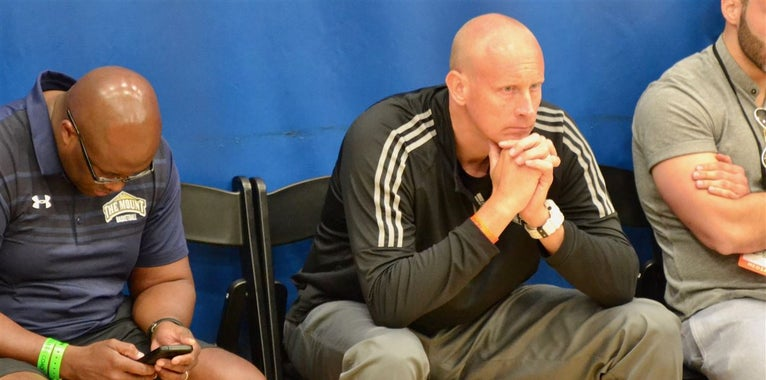Chris Mack spends Friday recruiting in New York City