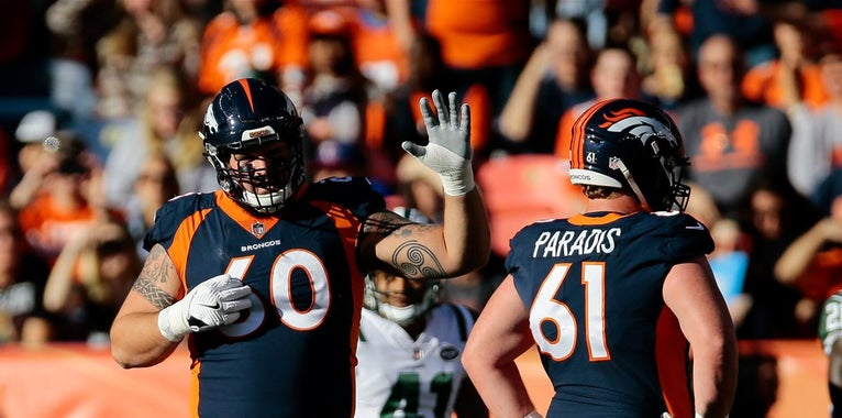 State of the Broncos: O-Line   Poised to take big step forward?