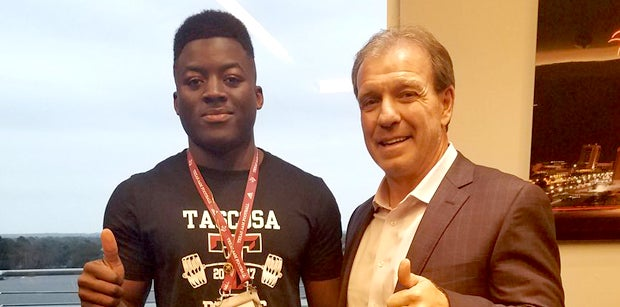 RB King Doerue includes A&M in top 10