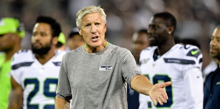 Seahawks offseason OTAs: Key quotes from Pete Carroll 5/24
