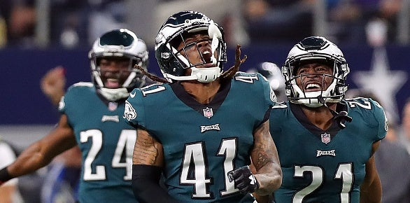 Eagles unrestricted free agents after 2018 season