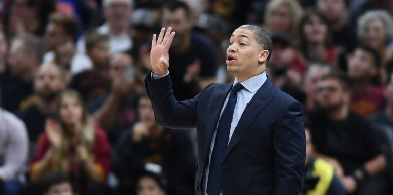 """Tyronn Lue was """"shocked"""" by LeBron James' decision"""