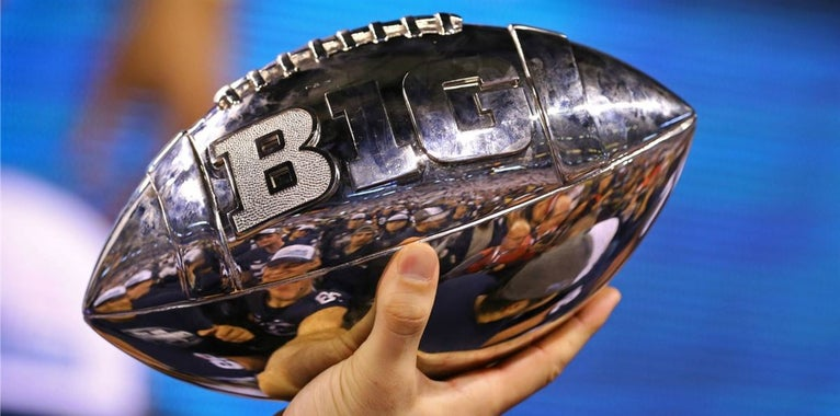 Athlon Sports 2018 Big Ten East college football predictions