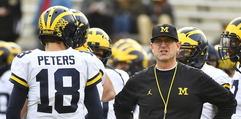Three big offseason questions for Michigan: Quarterback