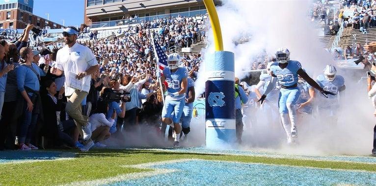 UNC Football Commits NCAA Secondary Violation