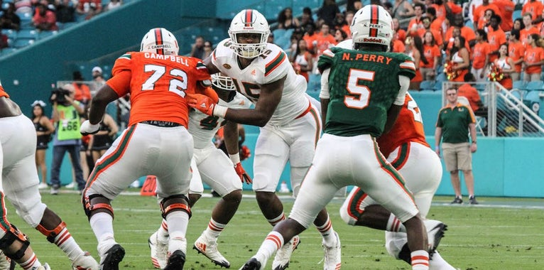 Watch: Three Miami Freshmen To Know On Defense
