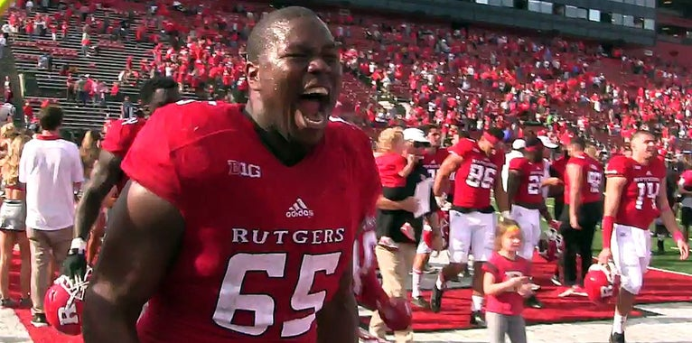 Austin, Cole and Roberts to represent Rutgers at B1G media day