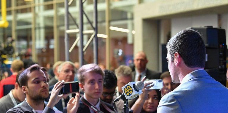 Gallery: Auburn's big day at SEC Media Days