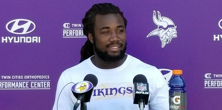 Dalvin Cook named NFC North's rising star for this season