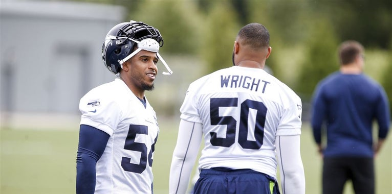 Seattle Seahawks vs Los Angeles Rams release week 15 inactives