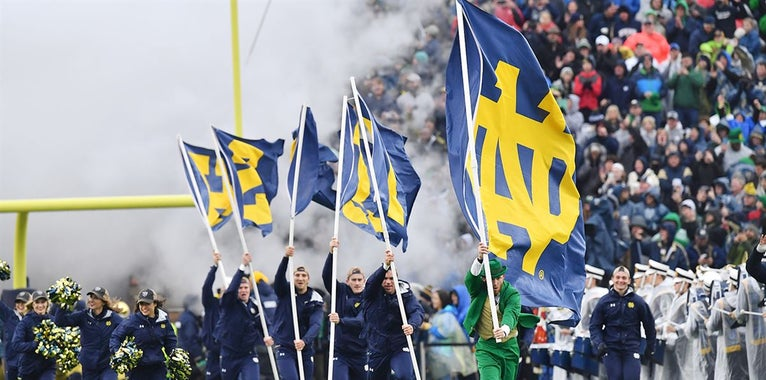 New 247Sports Crystal Ball pick for Notre Dame