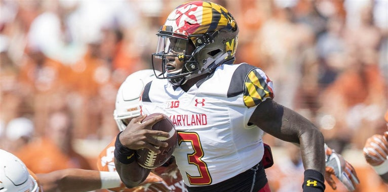 Maryland Football Again has One of Big Ten's Toughest Schedules
