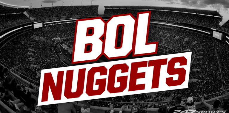 BOL Nuggets: Tide staff poised for elite class