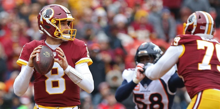 Does Kirk Cousins move to the top of the Browns QB wish list?