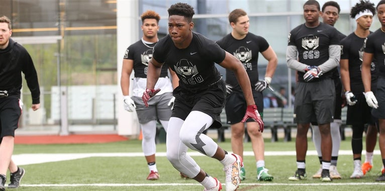 Badgers Make Late Offer to Four-Star Jean-Baptiste
