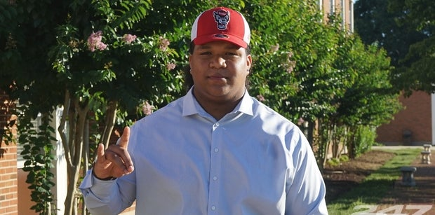 Joshua Harris wanted to 'stay home and be great' at NC State