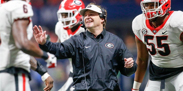 Anonymous coaches dish on Kirby Smart, Georgia in 2018