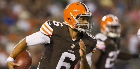 Seneca Wallace: Baker Mayfield will have to endure early bumps