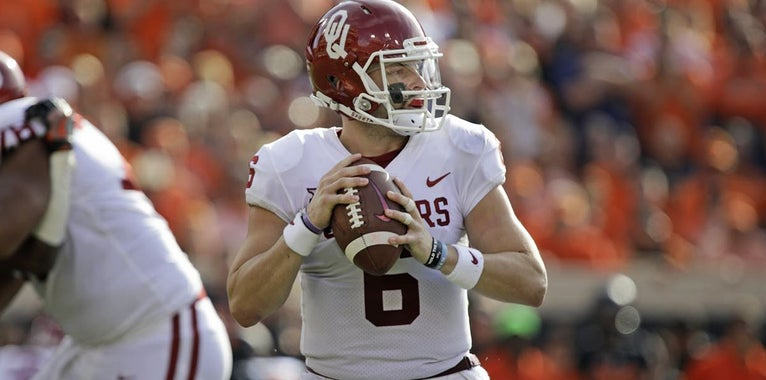 Every Big 12 player selected in the 2018 NFL Draft