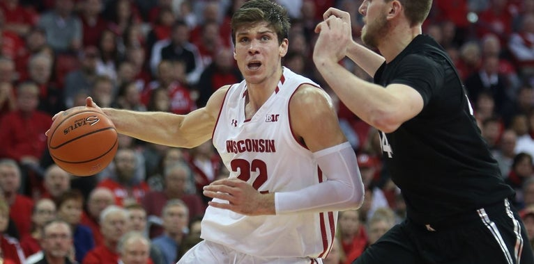 Andy Katz Ranks Top Returning Players in College Basketball