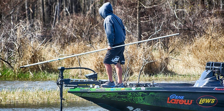 4 Push Pole Tricks to Access More Shallow Fishing Spots